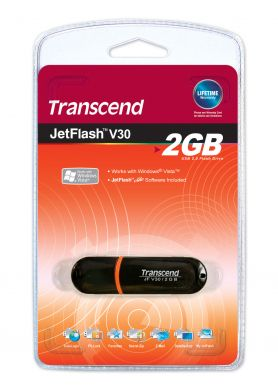 UTC 002 - USB Transcend 2GB