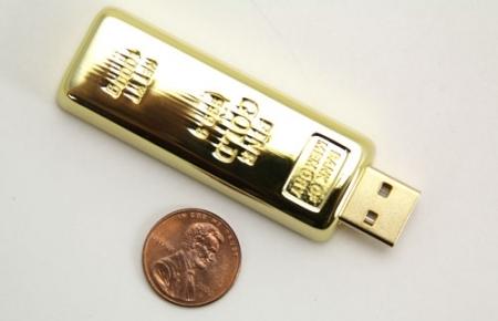 UKV 030 - USB Kim Loại