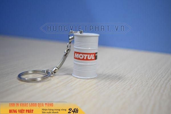 UNN 045 - USB Ngành Nghề - Thùng Phi Nhớt Motul