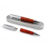 BUV 202 - USB Bút Gỗ Đa Năng 2 in 1