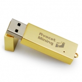 UKV 002 - USB Kim Loại Nắp Đậy