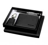 GSV 005 - Bộ Giftset USB Da, Bút Kim Loại, Hộp NameCard